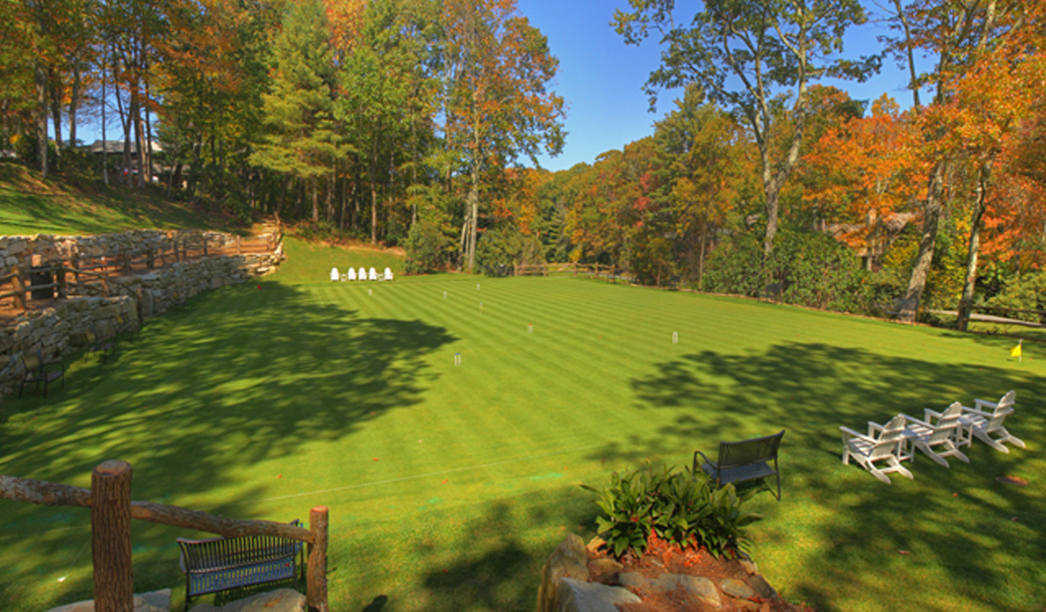 Wildcat Cliffs Country Club - Highlands, NC - splash